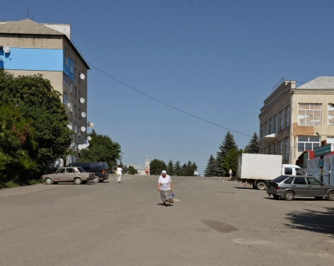 Stephen Shore, Tomashpol, Ukraine, July 25, 2012