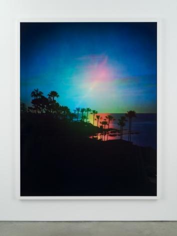 Florian Maier-Aichen, Untitled (Sunset #2)