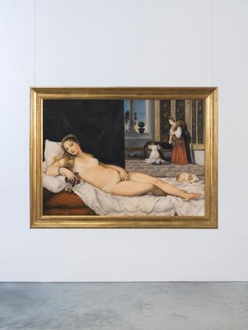 Hans-Peter Feldmann, Venus Tizian