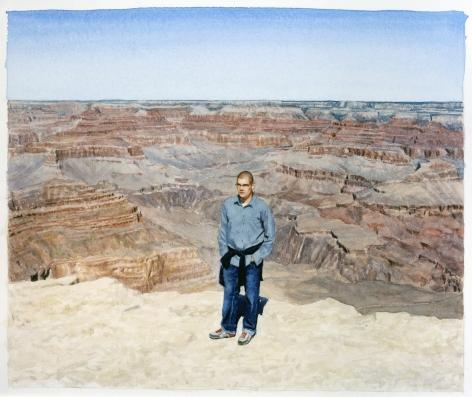 Tim Gardner, Untitled (Grand Canyon), 2002
