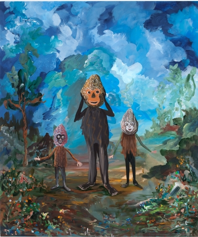Djordje Ozbolt, Father Figure, 2010