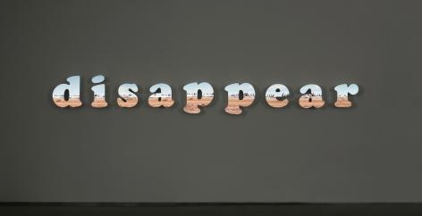 Doug Aitken, disappear, 2006