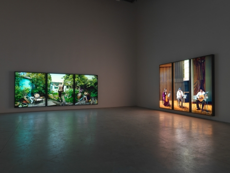 Rodney Graham, Installation view: You should be an artist, 2016, Le Consortium