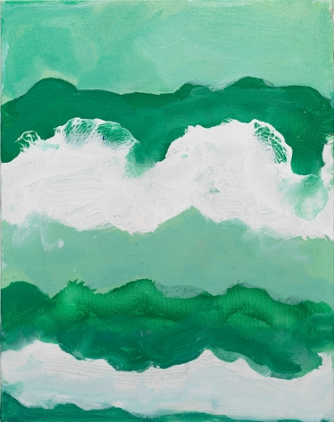 Mary Heilmann, Beach Break, 2008