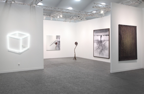 Frieze London, 2013, 303 Gallery, Booth 37