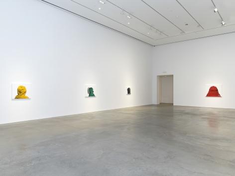 Karel Funk, 303 Gallery, 2017