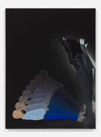 塔拉·é©¬è¾¾å°¼ TALA MADANI, 提升画 Elevation Painting