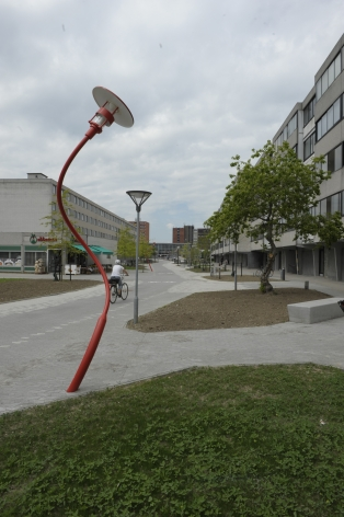 Jeppe Hein, ARKENWALK,2021