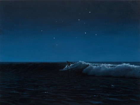 Tim Gardner, Surfer and Leo, 2015