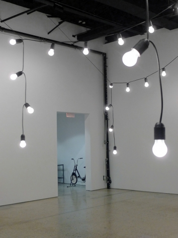 Jeppe Hein, Light Pavilion II, 2009