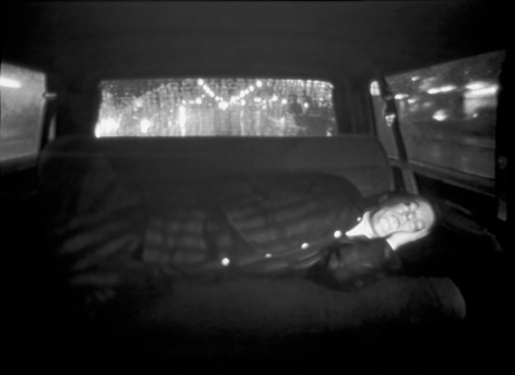 Rodney Graham, Halcion Sleep, 1994