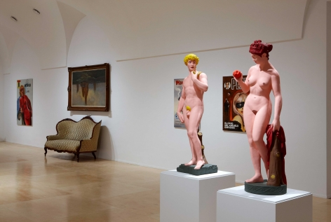 Hans-Peter Feldmann, Installation view: Museo Nacional Centro de Art Reina Sofía, Madrid, 2010