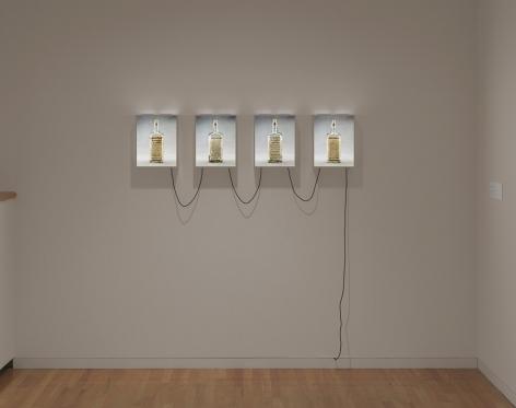 Installation view, Rodney Graham