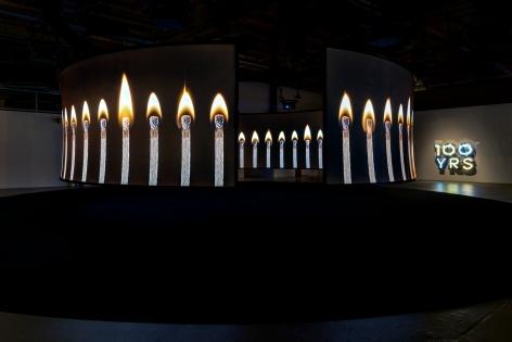 Doug Aitken, SONG 1, 2012/2015, MOCA Los Angeles, 2016