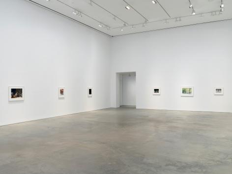 Exhibition view: Tim Gardner, 303 Gallery, New York, 2018