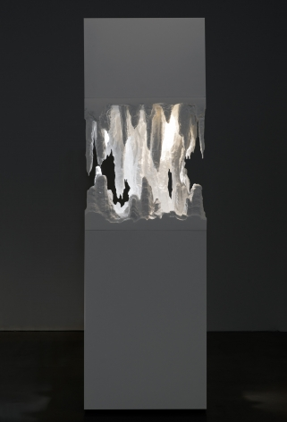 Doug Aitken, Eyes closed, wide awake (sonic fountain II), 2014