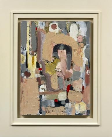 Rodney Graham, Small Modernist Painting 28, 2005