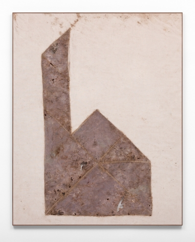 Sam Falls, Untitled (Marfa, TX, House), 2014