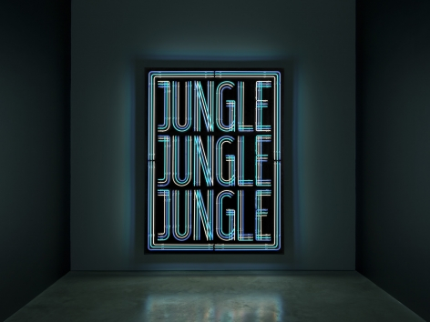 Doug Aitken, Jungle, 2018