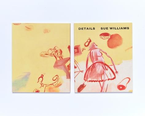 Sue Williams, Details, 303inPrint, 2017