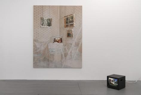 Esteban Jefferson,Installation view:ESTAMOS BIEN – La Trienal 20/21,El Museo del Barrio, New York,2021