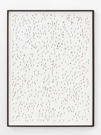 Alicja Kwade, Rain (1 minute 40 seconds/ 70 cm), 2019