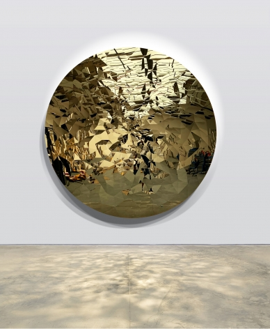 Jeppe Hein, Sun Mirror