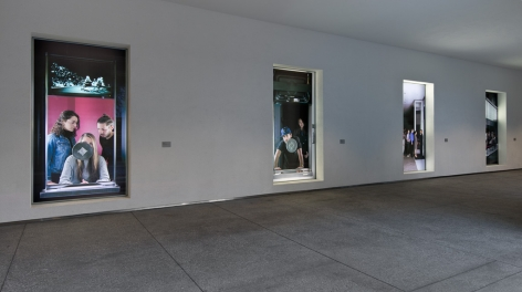 Marina Pinsky, Installation view: Made in L.A. 2014, Hammer Museum, Los Angeles