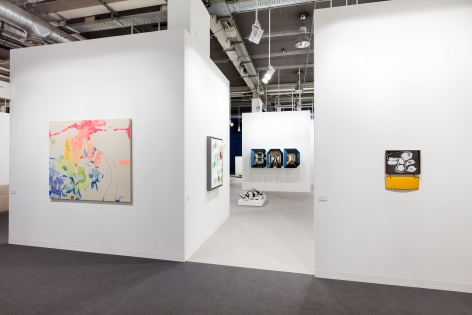Art Basel 2015 | 303 Gallery, Booth L21
