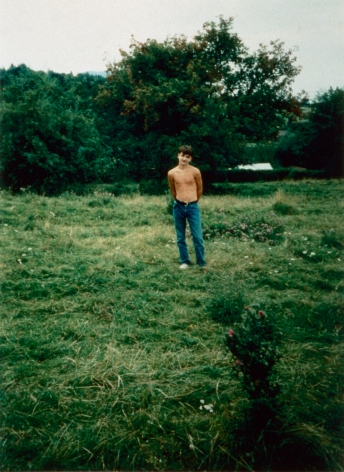 Collier Schorr, John Rechy's Boy, 1994