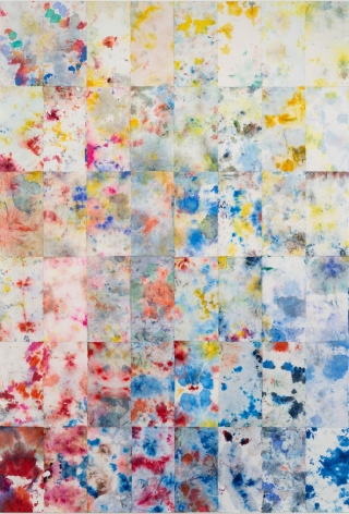 Tim Gardner, Untitled (Primary Palette), 2014