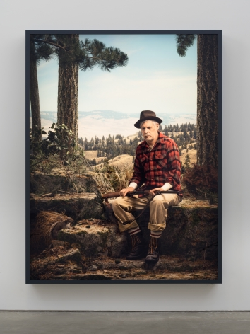 Rodney Graham, Remorseful Hunter