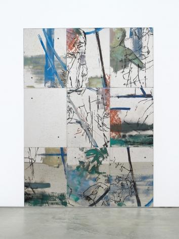 Nick Mauss, Replace, 2017