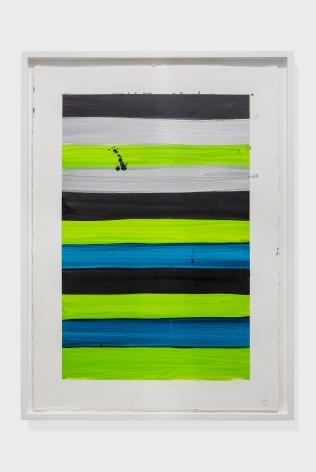 Mary Heilmann, Cloth Study, 2005