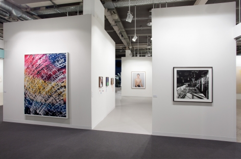 Art Basel, 2014, 303 Gallery, Booth J21