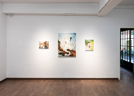 Installation view: New Nouveau, Mao Space, Shanghai, China, 2020
