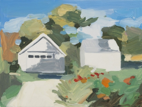 Maureen Gallace, Summer Shade, 2013