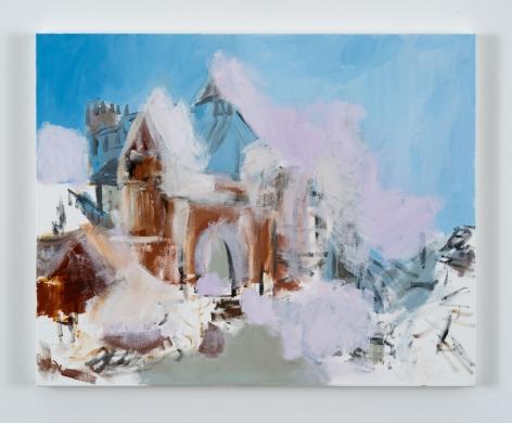 Karen Kilimnik, Untitled
