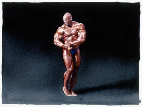 Tim Gardner, Untitled (Mr. Olympia), 2002