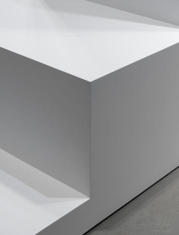 Jacob Kassay, LAX (detail), 2016