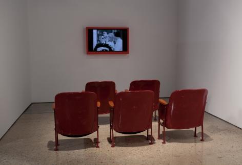Marxism, Installation at 303 Gallery, 2012
