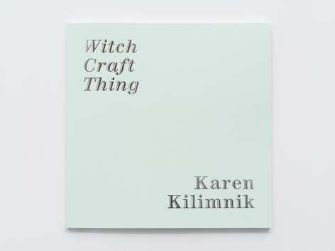 Karen Kilimnik: Witch Craft Thing