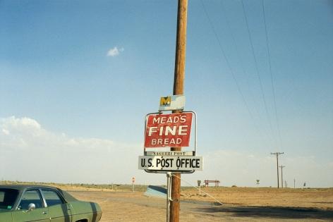 Stephen Shore, Pueblo Bonito, New Mexico, June 1972