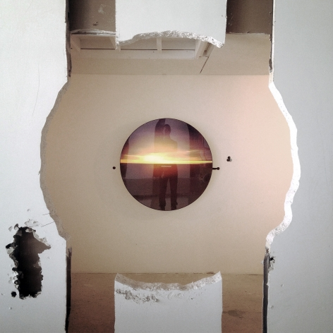 Doug Aitken, Installation view: 100 YRS (part 2), 2013, 303 Gallery