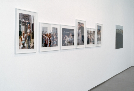 No Place Rather Than Here, 303 Gallery, New York, 1999