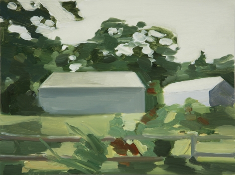 Maureen Gallace, Last Summer, 2005