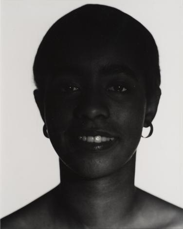 Smile, New York, Erwin Blumenfeld, 1950