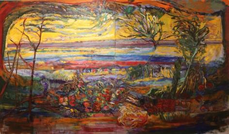 Infinity With The Mountain M, Gina Rorai, 2016