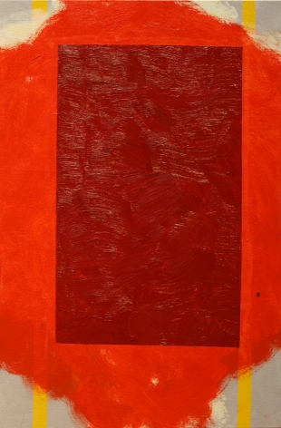 Time and Materials, (Red), David Urban, 2011