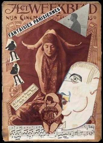Fantaisies Parisiennes, Erwin Blumenfeld, 1924-26
